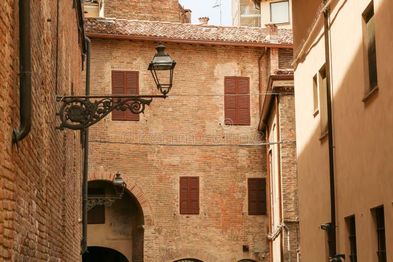 Parma, Itália, foto de stock royalty free