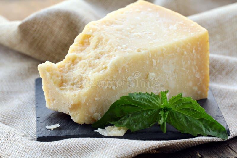 Parmezański ser - Włoski ser obrazy royalty free