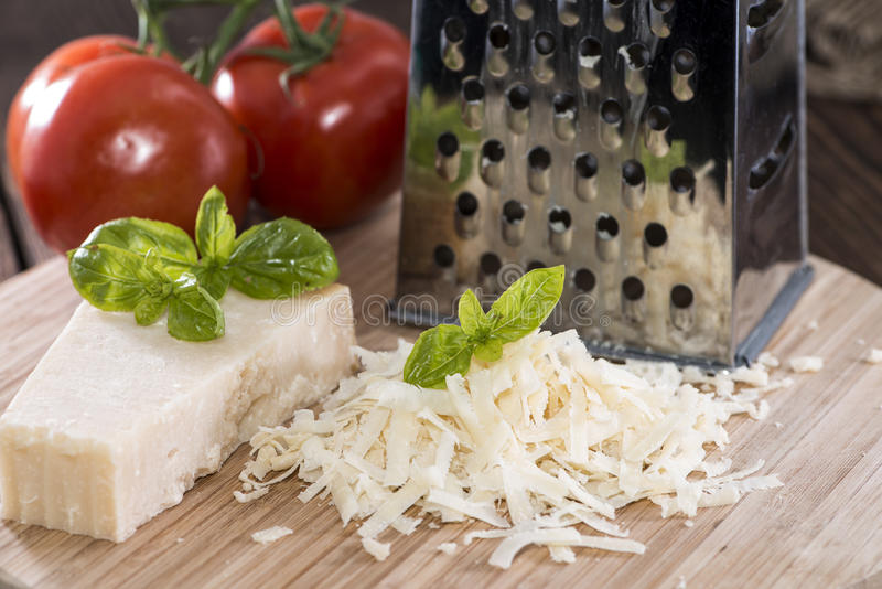 Parmigiano fotografia stock