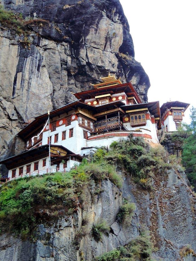 Paro Taktsang Бутана стоковые фото