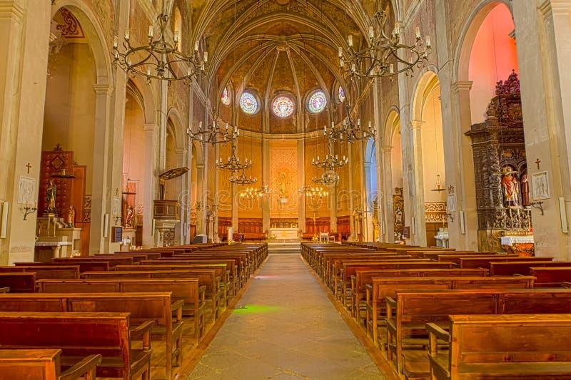 Parochie van Heilig Maria stock foto's