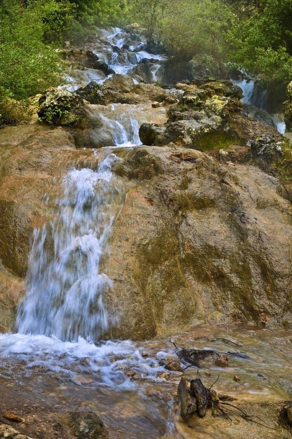 Parod River Israel stock images