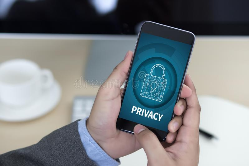 Parola d'ordine Passcod dell'identificazione di PRESTAZIONE di connessione di Access di segretezza fotografie stock libere da diritti
