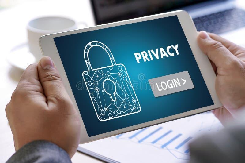 Parola d'ordine Passcod dell'identificazione di PRESTAZIONE di connessione di Access di segretezza immagine stock libera da diritti