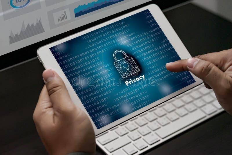 Parola d'ordine Passcod dell'identificazione di PRESTAZIONE di connessione di Access di segretezza immagine stock