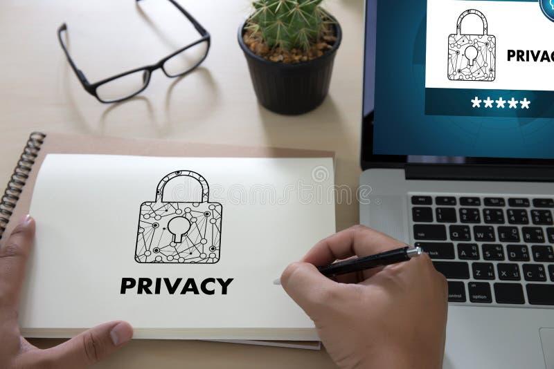 Parola d'ordine Passcod dell'identificazione di PRESTAZIONE di connessione di Access di segretezza fotografia stock