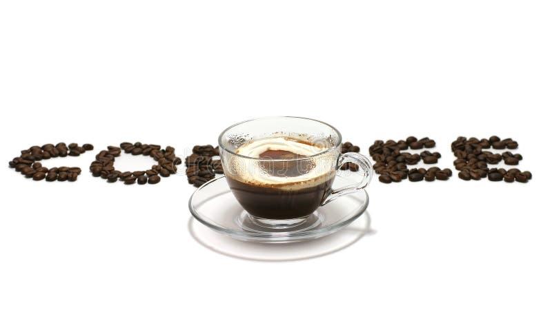 Download Parola Del Caffè Con La Tazza Di Caffè Immagine Stock - Immagine di tazza, aggiunta: 3894583