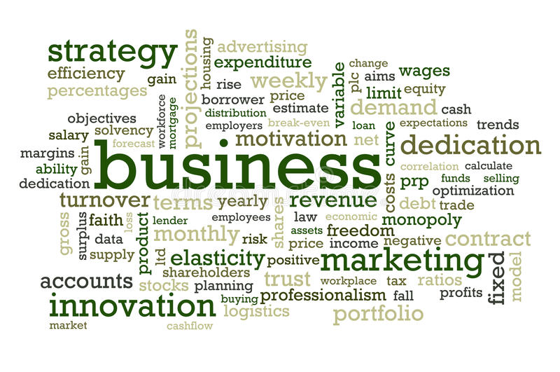 Parole di affari