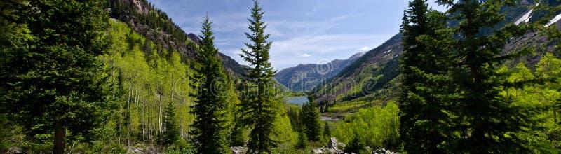 Paroramic Colorado landscape