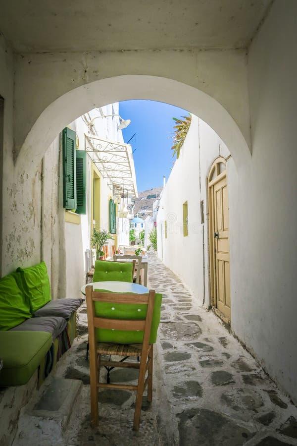 paros Греции стоковые изображения