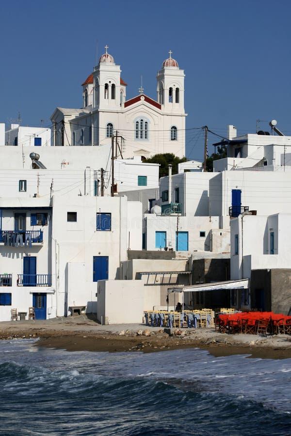 Paros, Grèce image stock