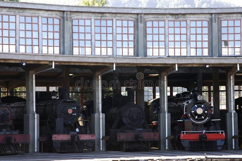 Parowi silniki obraz stock