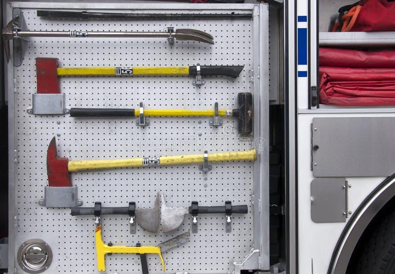 parowozowego ogienia wizerunku narzędzia obrazy stock