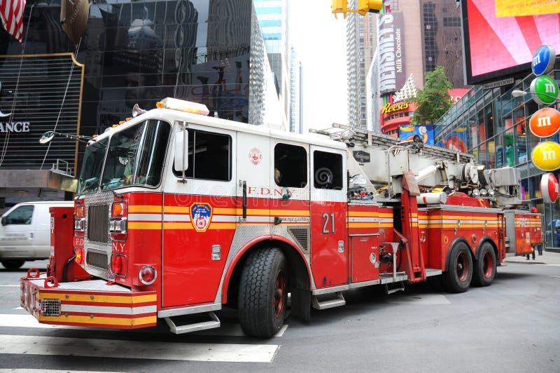 parowozowy samochód strażacki zdjęcie stock