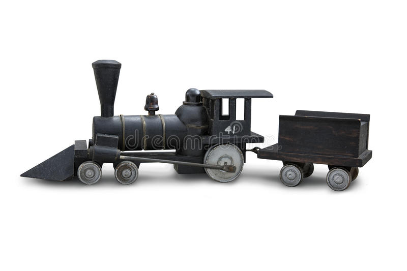 Parowy silnik zdjęcie stock