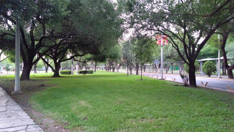Parque fotografía de archivo