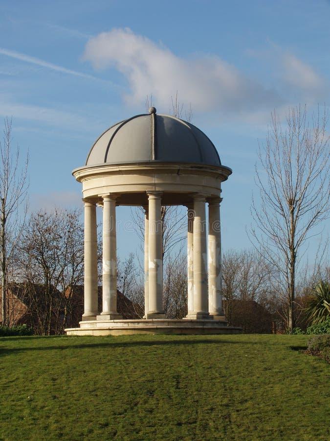 Parque Chelmsford de Beaulieu da canalização foto de stock royalty free