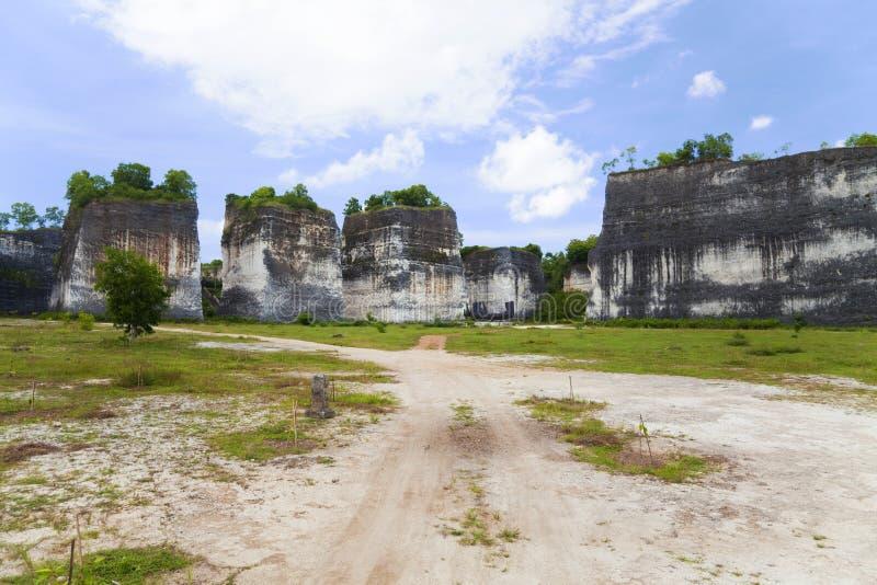 Parque cultural de Garuda Wisnu Kencana, Bali imagen de archivo libre de regalías