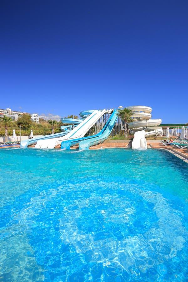 Parque da água, parque do aqua imagem de stock royalty free