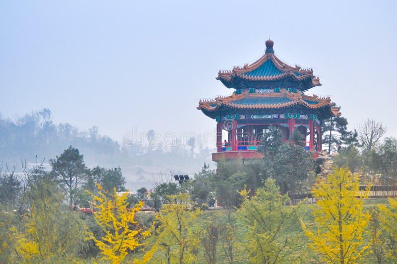 Parque da EXPO do jardim de Chongqing fotos de stock