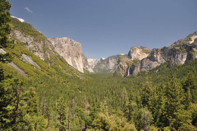 Parque da nação de Yosemite imagens de stock royalty free