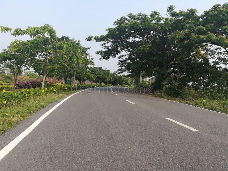 Parque da pista da bicicleta em Banguecoque imagens de stock