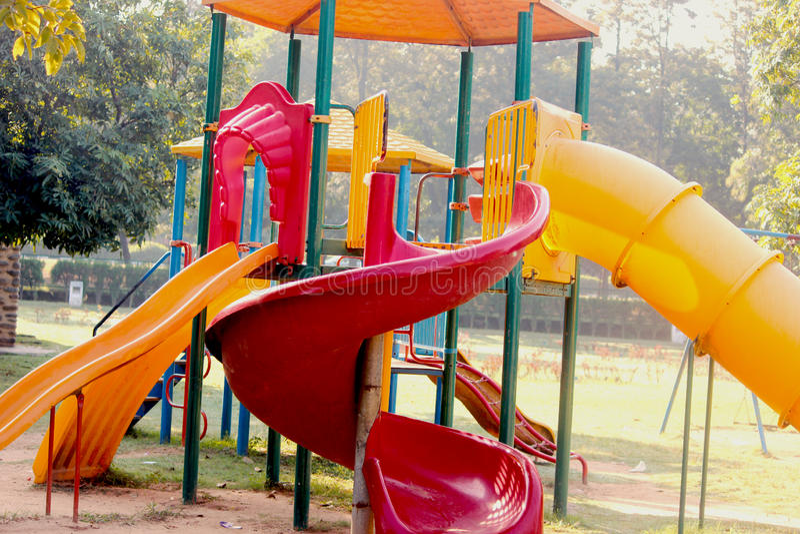 Parque das crianças imagem de stock royalty free