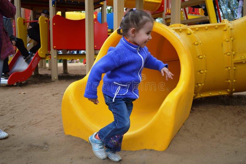 Parque das crianças imagem de stock