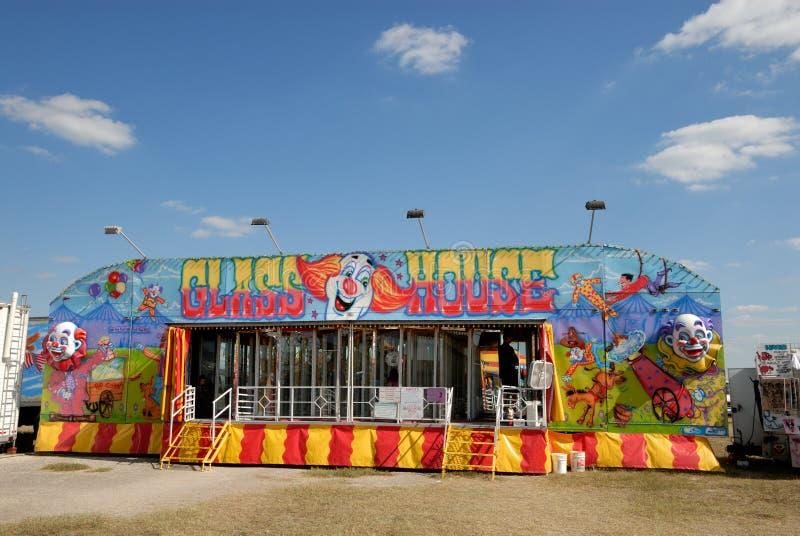 Parque de atracciones en Tejas imágenes de archivo libres de regalías