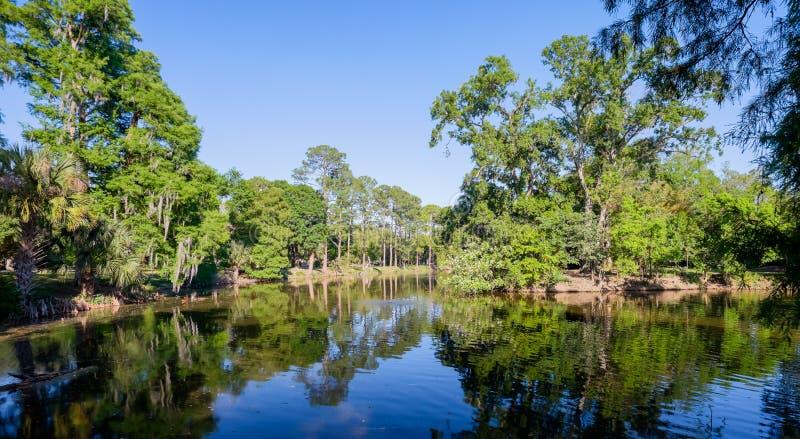 Parque de Audubon fotografía de archivo