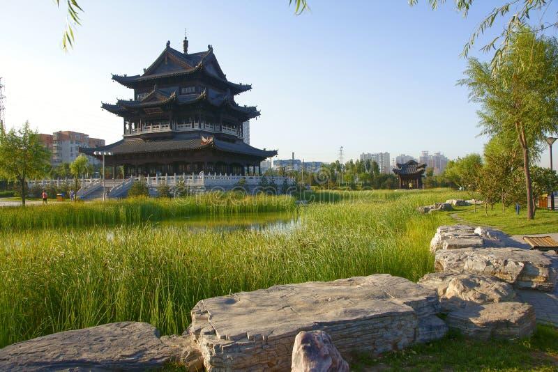 Parque de Binhe fotos de archivo