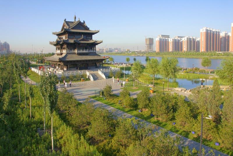 Parque de Binhe fotografía de archivo libre de regalías