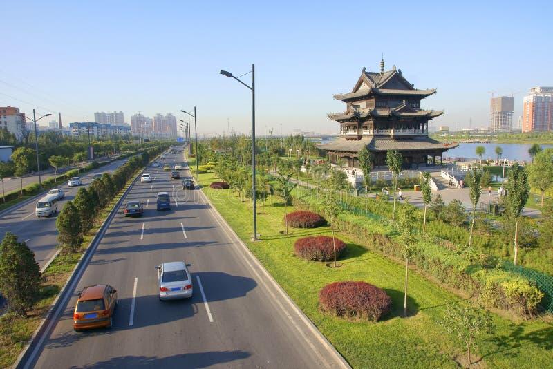 Parque de Binhe fotografía de archivo
