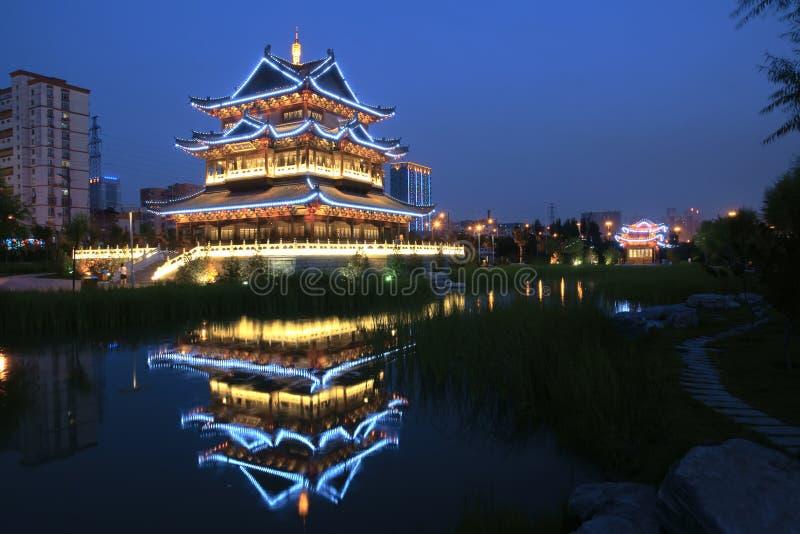 Parque de Binhe imagen de archivo