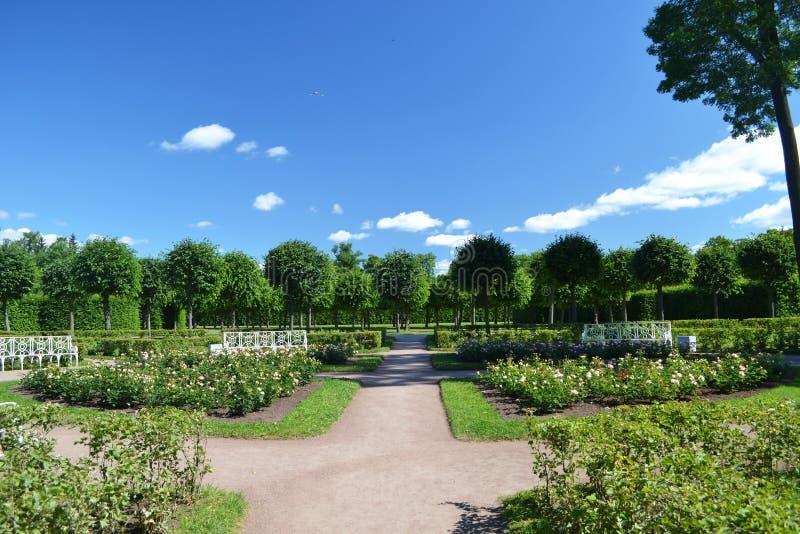 Parque de Catherine imagens de stock royalty free
