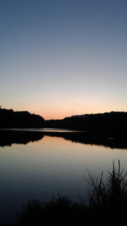 Parque de Crockett foto de archivo libre de regalías