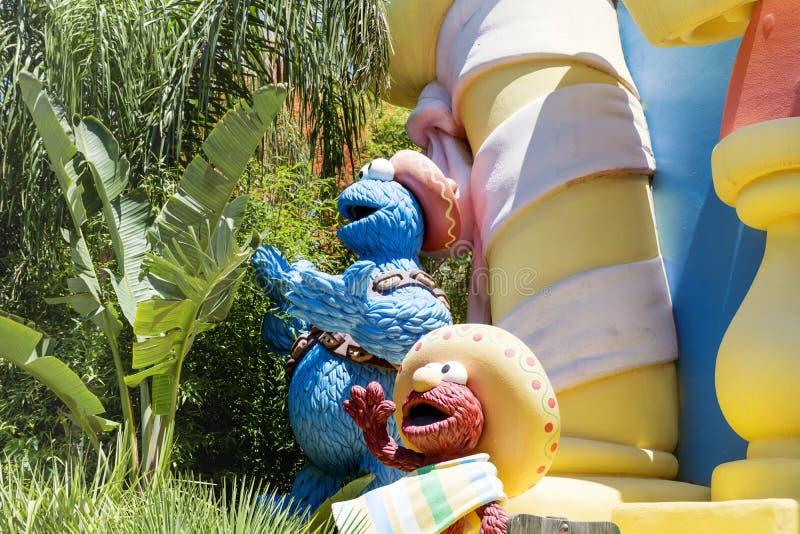 Parque de diversões das crianças imagens de stock royalty free