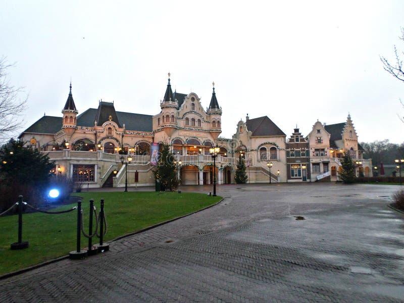 Parque de Efteling en Holanda fotos de archivo libres de regalías