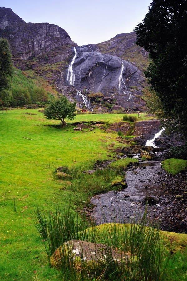 Parque de Gleninchaquin fotografía de archivo libre de regalías