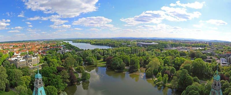 Parque de Hannover imagens de stock royalty free