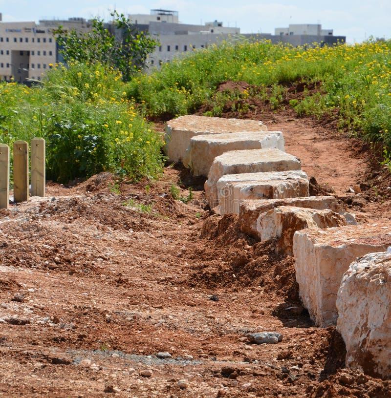 Parque de Hasharon do Hod imagens de stock