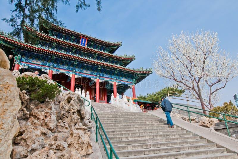 Parque de Jingshan fotos de stock
