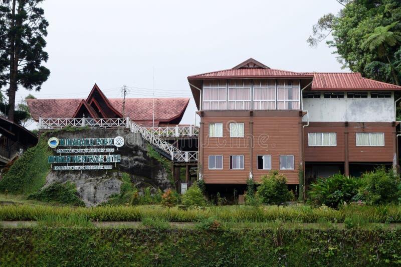 Parque de Kinabalu en Ranau, Sabah imagen de archivo libre de regalías