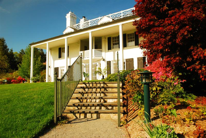 Parque de Ladson, Katonah fotografía de archivo