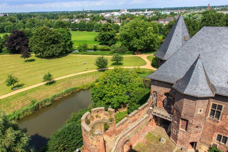 Parque de Linn del Burg imagen de archivo libre de regalías