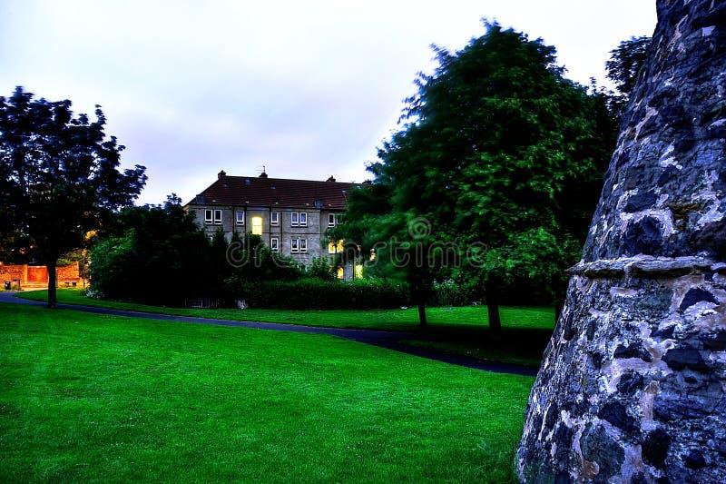 Parque de Lochend imagens de stock