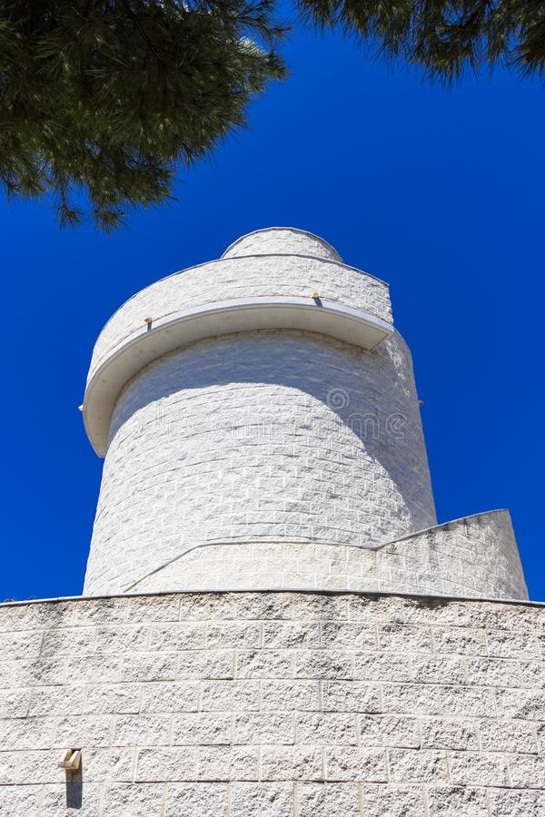 Parque De Los angeles Bateria, Torremolinos, Andalusia, Hiszpania obraz stock