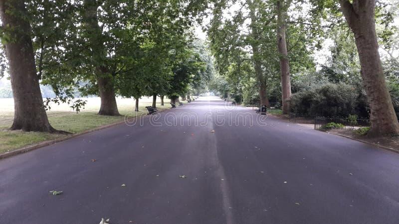 Parque de los regentes de Londres foto de archivo