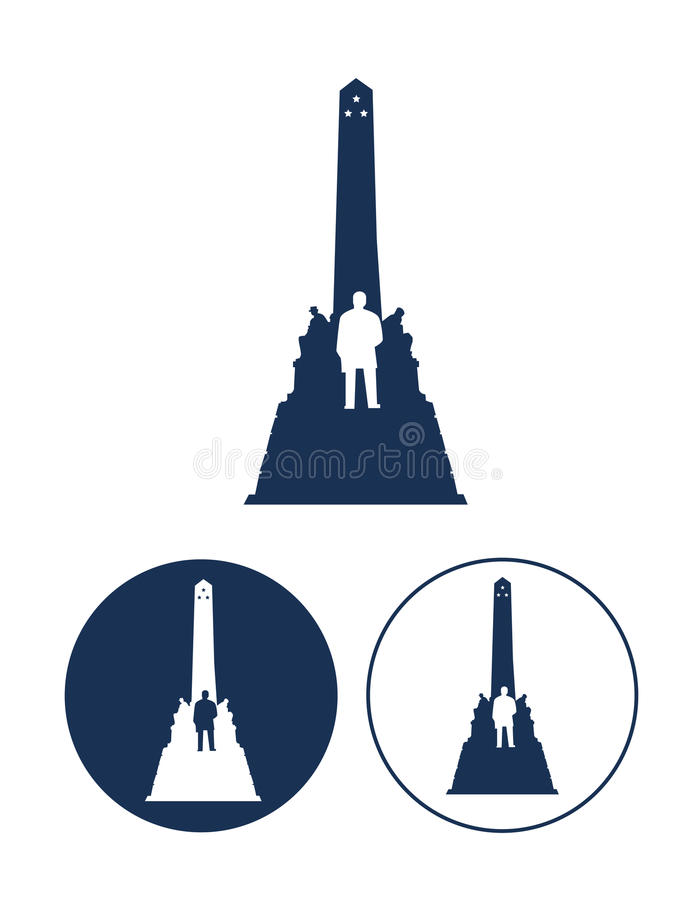 Parque de Luneta, Manila libre illustration