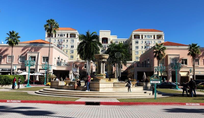 Parque de Mizner fotos de archivo libres de regalías